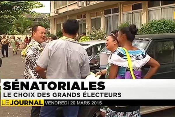 Sénatoriales : dépôt des candidatures du 13 au 17 avril