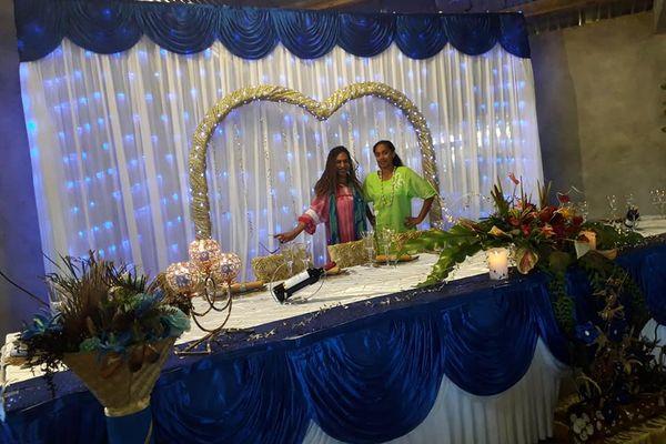 Samirah décoratrice de mariage