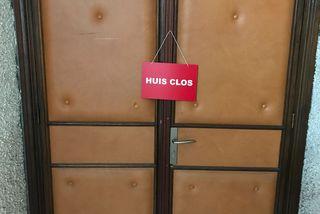 Photo Huis clos