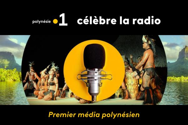 Polynésie la 1ère célèbre la radio