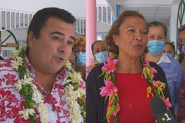 Candidats Tapura aux sénatoriales
