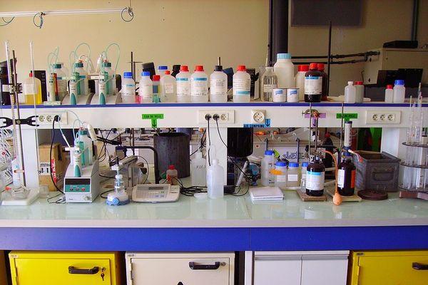 Laboratoire d'analyses médicales