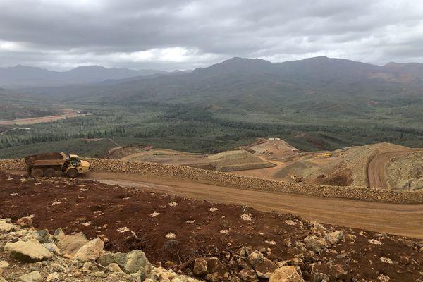 Mine Graziella, MKM, juillet 2021, roulage minier