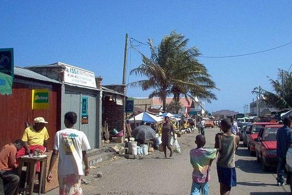Taolognaro ville voisine du village d'Emagnobo