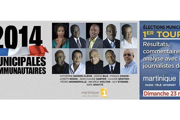Martinique 1ère municipales