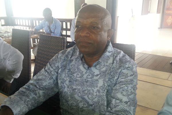Ahmed Soilihi, maire de Kani-Kéli