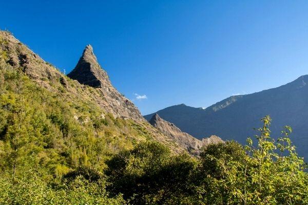 Ile de La Réunion : paysage