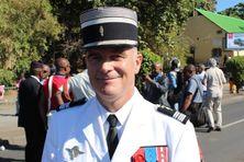 COLONEL JEAN GOUVARD, COMMANDANT DE LA GENDARMERIE DE MAYOTTE