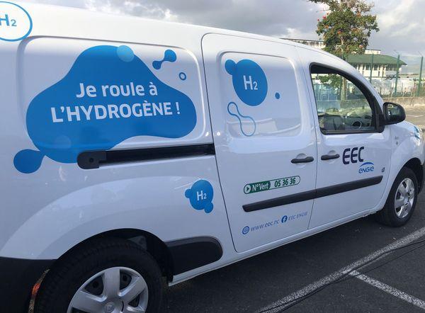 EEC se dote de la première station hydrogène de toute la Calédonie