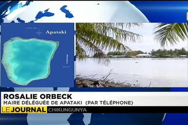 Le chikungunya touche les îles