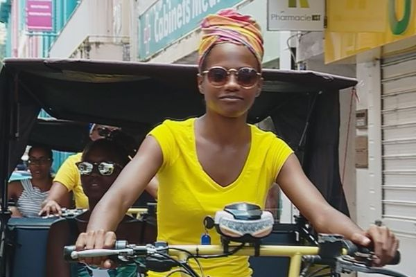 Découvrir Fort-de-France en éco-taxi