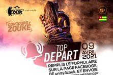 Affiche du concours Zouké au Togo