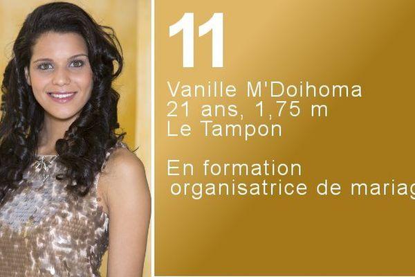 Vanille M'Doihoma