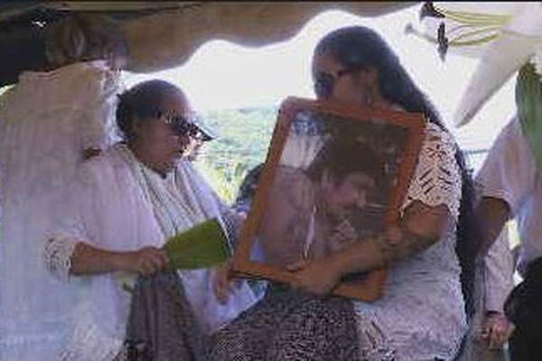 Obsèques Patrick Amaru