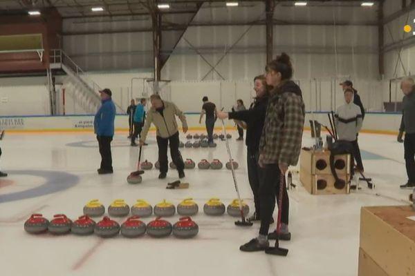 curling tournoi amical 2021