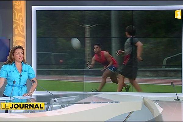 Raisonnables ambitions pour l'équipe de rugby à 7 de Punaauia