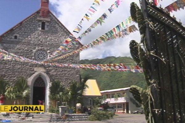 La paroisse de Paea fête ses 160 ans