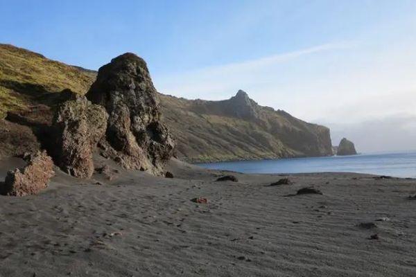 L'île de La Possession archipel de Crozet TAAF Sophie Lautier AFP 2012
