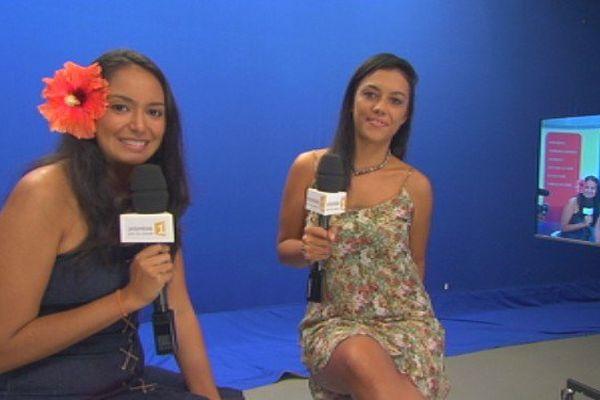 Interview de Lovaina, notre nouvelle présentatrice météo