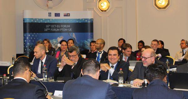 Forum PTOM-UE