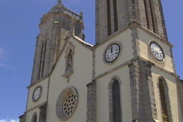 Cathédrale de Nouméa