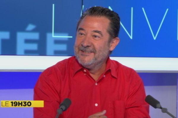 Michel Jorda : invité politique du 11 décembre 2016