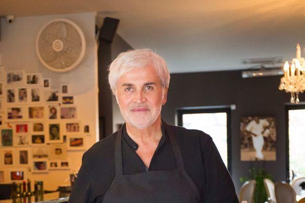Alain Eoche, président du groupement des restaurateurs de Guyane