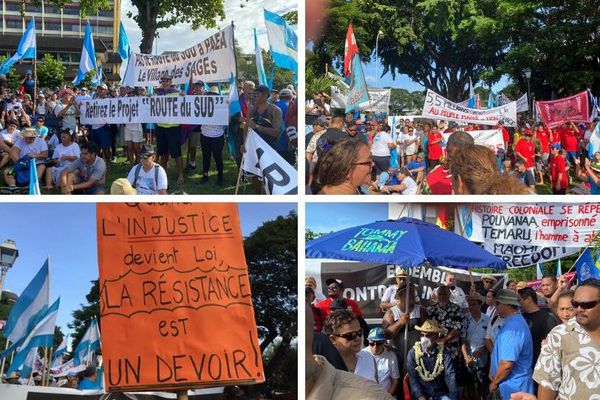 marche contre les injustices