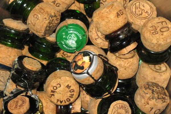 Bouchons de Champagne