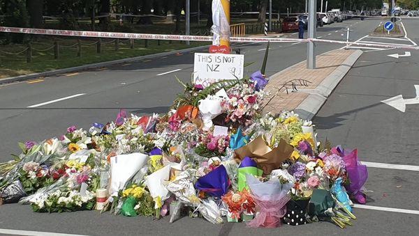 Christchurch, fleurs