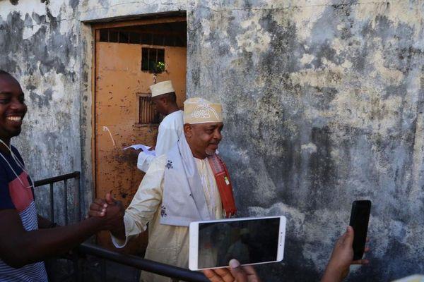 Comores grâce présidentielle