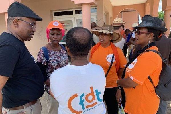 Faible mùobilisation à Mayotte