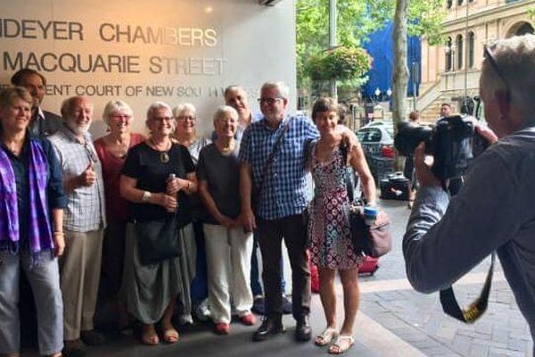 Australie : les anti projet de la mine Rocky Hill célèbrent la décision du tribunal