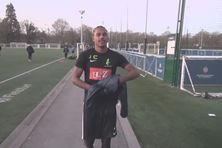 Christophe Jougon, l'un des joueurs clés du Club Franciscain.