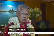 Européennes - Bora Bora emboîte le pas