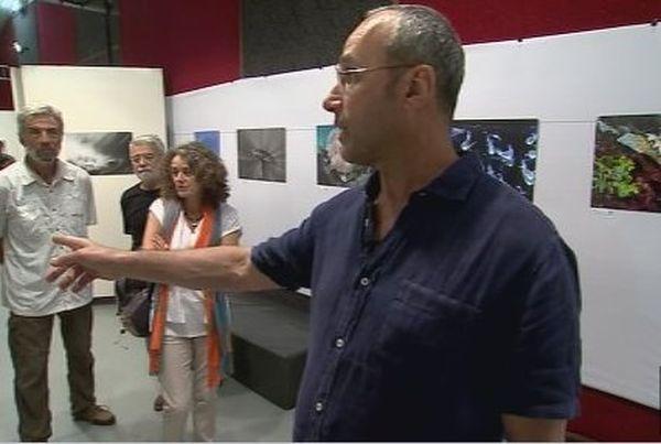 Capture festival image sous-marine Rex invité Pascal Kobeh (mai 2017)
