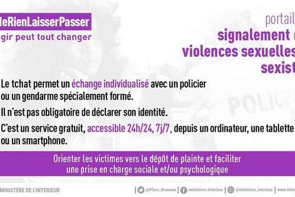 Portail de signalement en ligne des violences sexuelles et sexistes femmes 141218