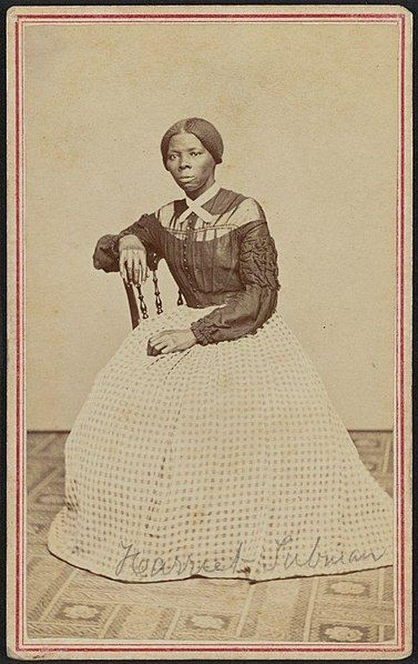 Harriet Tubman jeune