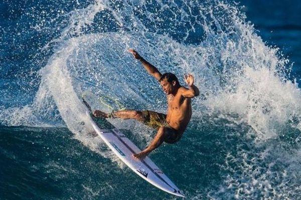 Michel Bourez Oahu, Hawaii