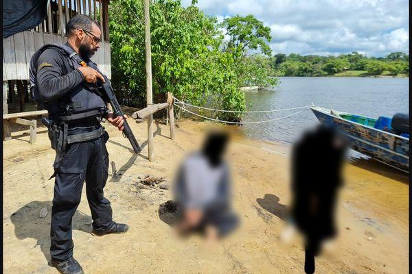Oiapoque, fin de l'opération Hórus : arrestation d'un homme pour le trafic de drogue