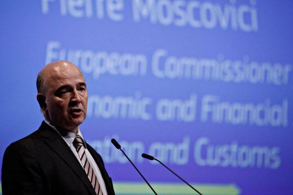 Pierre Moscovici, commissaire européen