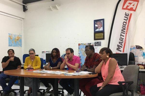 Salariés de France-Antilles