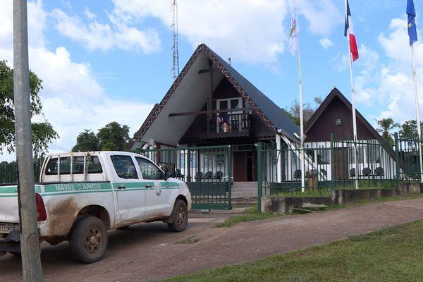 La mairie d'Apatou
