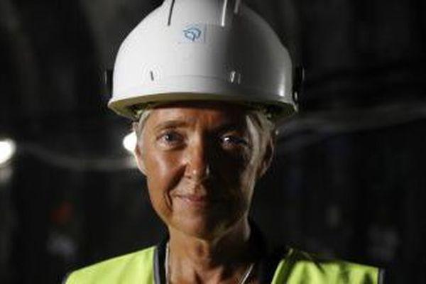 Elisabeth Borne, ministre chargée des Transports