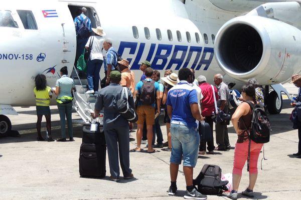 Cuba cubana de Aviacon