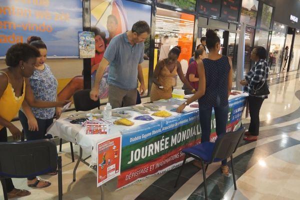 Journée mondiale du diabète : actions de prévention, sensibilisation et dépistage