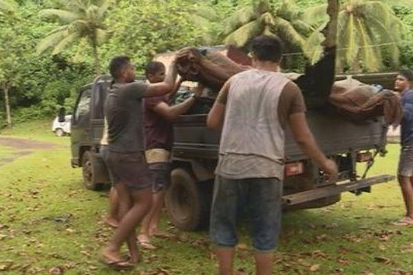 Environnement: 3 tonnes de déchets ramassées en une matinée par le mouvement des Focolari