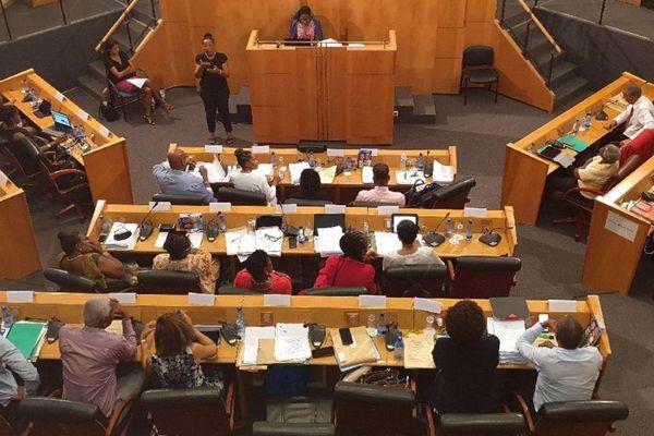 assemblée de Martinique