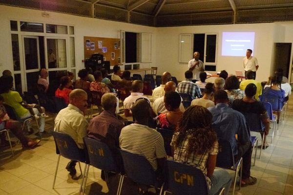 Mobilisation chikungunya Pointe- Moire