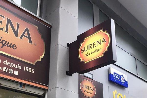 Pâtisserie Suréna